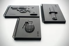 Armed Notebooks 1