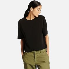 Uniqlo Short Sleeve T Blouse
