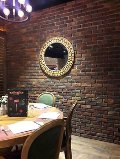 Faux Brickwork Wall Panels for Interiors Faux Brick Wall Panels, Brick Wall Paneling, Wall Exterior, Interior And Exterior, Brickwork, Manchester, Bathrooms, Inspiration, Furniture