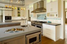 Contemporary and Coastal Kitchen | Installation Gallery | Fireclay Tile