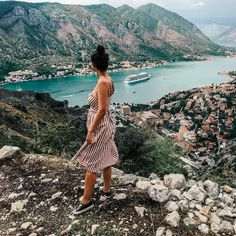 Short Sleeve Dresses, Dresses With Sleeves, Instagram Travel, Montenegro, Fashion, Moda, Sleeve Dresses, La Mode, Gowns With Sleeves