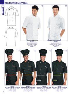 47 mejores imágenes de Chaquetas cocina señora y caballero Chef ... e93c97403066