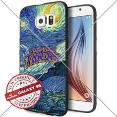 Case Louisiana State University Logo NCAA Gadget 1264 Samsung Galaxy S6 Black Case Smartphone Case Cover Collector TPU Rubber original by Lucky Case [Starry Night] Lucky_case26 http://www.amazon.com/dp/B017X148KQ/ref=cm_sw_r_pi_dp_NJRswb1T3BS2F
