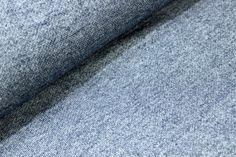 "EvLi's-Needle - Sweat French-Meliert ""jeans-blau"""