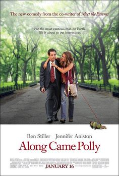 ALONG CAME POLLY // usa // John Hamburg 2004