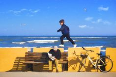 Salto generazionale -  Generational jump