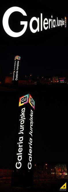 www.adstudio.pl #adstudio_pl #adstudio #signage #design #reklama #reklamawizualna #advertising #litery #kasetony #literyprzestrzenne #letters #logo #oznakowanie #czestochowa #galeriajurajska
