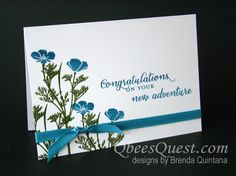 Qbee's Quest Stamping Ideas                                                                                                                                                      More