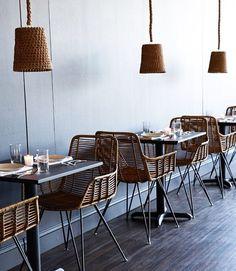 Coastal Chairs - Hermosa Chairs - Palecek