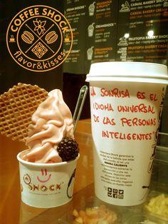 La sonrisa es el idioma universal de las personas inteligentes www.valencianashock.com www.estoyenshock.com