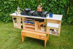 Chuck Box, Camping Küche