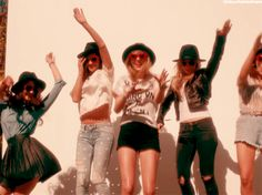 But it's okay because you'd rather be hanging with your girls anyway. | 15 Signs You're The Taylor Swift Of Your Friend Group