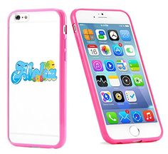 Popular Apple iPhone 6 or 6s Aloha Hawaii Hibiscus Flower Hawaiian HI Gift for Teens TPU Bumper Case Cover Mobile Phone Accessories Hot Pink MonoThings http://www.amazon.com/dp/B017HSXVTY/ref=cm_sw_r_pi_dp_nS9nwb1J05AV7