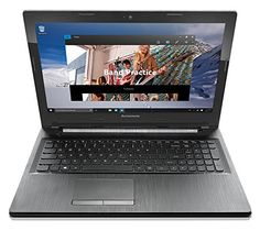 Lenovo Idea G50-80 - Ordenador portátil (Intel Core i7-5500U, 8 GB de RAM, 1 TB de disco duro, Windows 8.1) color negro -Teclado QWERTY Español: Lenovo: Amazon.es: Informática