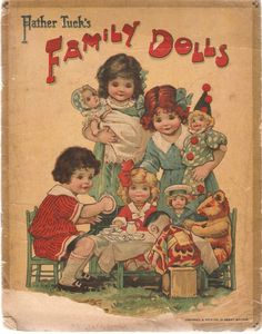 Father Tuck's ''Family Dolls'', illus. A.L. Bowley | eBay