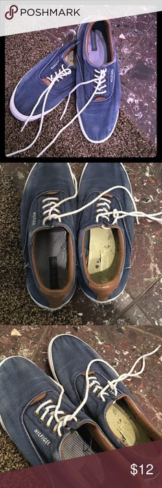 Men's Tommy Hilfiger shoes size 12 Cute Tommy Hilfiger men's shoes Tommy Hilfiger Shoes Sneakers