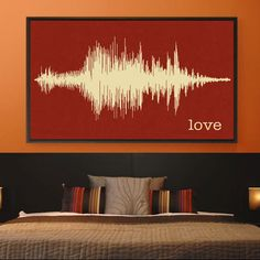 Sound waves for LOVE. | Hearing Quotes