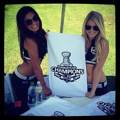 Stanley Cup Golf Towels!!!