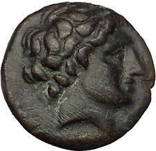 Phalanna in Thessaly 3-2CenBC Ares Nymph Authentic Ancient Greek Coin i53307 https://biblicalancientcoinexpertscholar.wordpress.com/2015/12/23/phalanna-in-thessaly-3-2cenbc-ares-nymph-authentic-ancient-greek-coin-i53307/