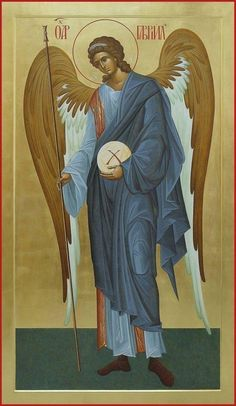 Religious Images, Religious Icons, Religious Art, Byzantine Icons, Byzantine Art, Mary Magdalene And Jesus, Monastery Icons, Angel Protector, Angel Images