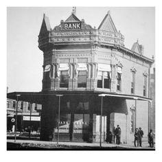 The Condon Bank Coffeyville Kansas 1892