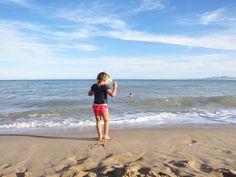 ¡Los pequeños del hogar son #felices junto al #mar! Que tus siguientes #vacaciones en familia sean en #SanFelipe #Playa #Arena #sol #Diversión #BajaCalifronia #Mexico  Foto-aventura por freewheelin_family