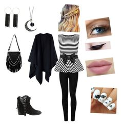 """""""Untitled #34"""" by tori-hansford on Polyvore featuring art"""