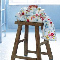 PiP Studio Chinese Blossom Hand Towel, White