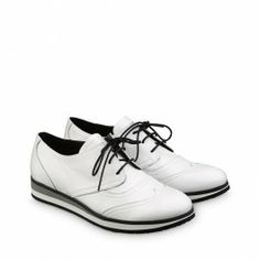 ANGULUS SS14 Womens Shoes STYLE 3527 White Patent Leather