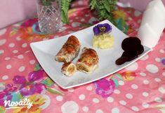Brassói göngyölt hús   Nosalty Jamie Oliver, Fine Dining, French Toast, Food And Drink, Pudding, Dishes, Chicken, Breakfast, Ethnic Recipes