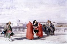 Ferdinand Heilbuth (1826 – 1889) – Pintor Francês_25