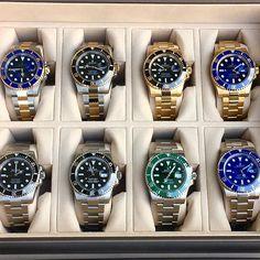 Pick your favorite | http://ift.tt/2cBdL3X shares Rolex Watches collection #Get #men #rolex #watches #fashion