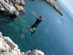 Kanelakis Diving Experiences Nea Makri Attica Greece Cliff Diving, Scuba Diving, Greece Culture, Attica Greece, Greece Fashion, Greece Holiday, Greece Travel, Beautiful Sunset