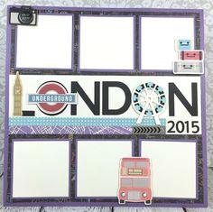 Cricut London layout