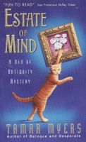 Estate of Mind by Tamar Myers (Adult Mystery).