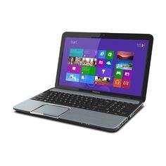 FOR SALE Toshiba Satellite S855-S5168 15.6-Inch Laptop (Ice Blue Brushed Aluminum)