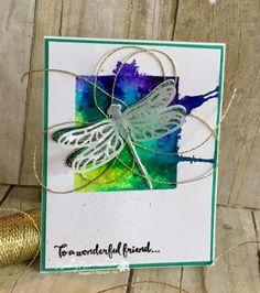 Dragonfly Dreams... | Rambling Rose Studio | Billie Moan