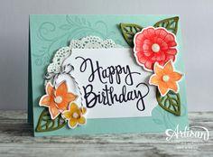 Falling Flowers Birthday — Monday Montage #76
