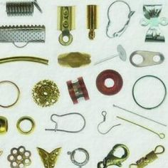 A Myriad Of Jewelry Making Materials