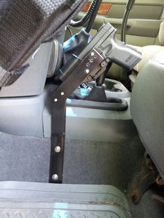 Police Vehicle Gun Rack Tactical Assault Gear Guns