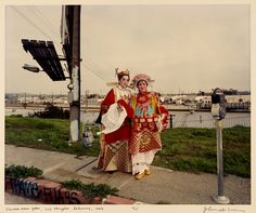 Chinese New Year, Los Angeles, February 1996; John Humble (American, born 1944); Los Angeles, California, United States; 1996; Chromogenic print; 47.4 x 58.1 cm (18 11/16 x 22 7/8 in.); 2014.97; Gift of David Fahey in memory of Jeffrey Brilliant; J. Paul Getty Museum, Los Angeles, California
