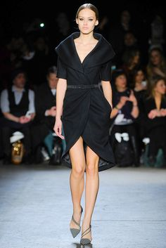 yordanka91: Christian Siriano Fall 2014 Ready-to-Wear