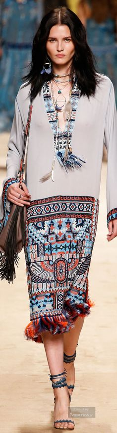 Etro Spring 2015 | The House of Beccaria~