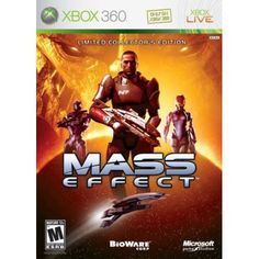 Mass Effect: Limited Edition - Xbox 360