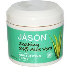Jason Natural, Moisturizing Creme, 4 oz (113 g) Brilliant budget moisturiser