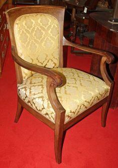 Arm-chair, Art Nouveau, mahogany, 94 cm x 67 cm x 68 cm (h x w x d) Armchairs, Sofas, Antique Furniture, Art Nouveau, Antiques, Home Decor, Wing Chairs, Couches, Antiquities