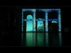 Transformation of Architectural Space | Interior Projection Mapping || LMG has been seeking a media or lighting technique to unify all of the areas within Colorado Dreams.  Projection mapping is a prime candidate:  it could be used as a backdrop or framing device in two or three of the large areas. Note: the use of projection mapping depends on the ability to control ambient light.
