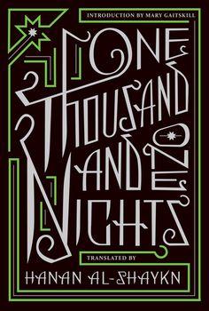 1001 Nights by Jonathan Gray.