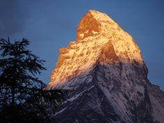 Matterhorn, Zermatt by Tina Bardenfleth