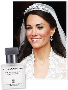 Do you want to know how many brides have asked for the Kate Middleton wedding makeup look since The Royal Wedding? Yesiree, it's a popular look now, and it has been reported Wedding Hair And Makeup, Wedding Beauty, Bridal Makeup, Wedding Day, Wedding Shot, Bridal Beauty, Wedding Veil, Chic Wedding, Wedding Trends